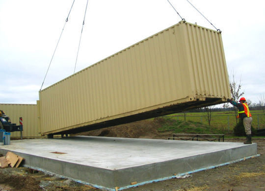 commercial-sc40-shipping-container-biofilter-installation