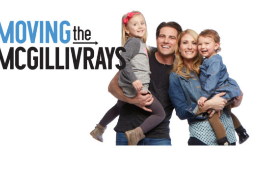 Proud supplier of 'Moving the McGillivrays'